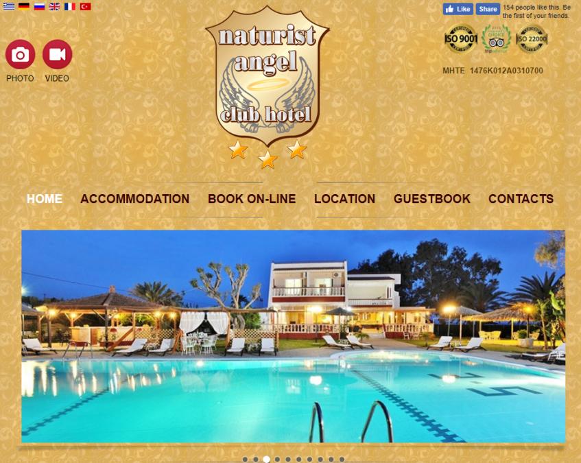 Naturist Angel Club Hotel Clothing Optional Greece Rhodos.png