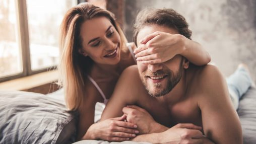 How to have amazing sex when you don't feel body confident