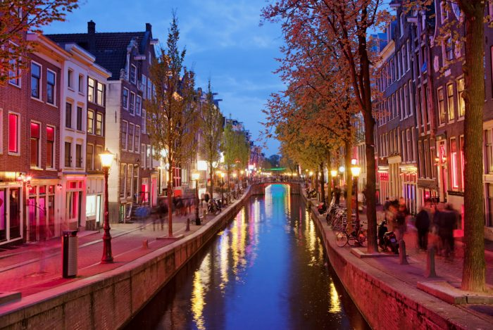 7 Erotic Activities for Couples to do in Amsterdam